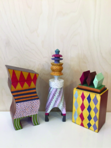 Whimsical Boxes by Alice Porembski.