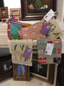 New items from Susie Robison (Cheerio Textiles)